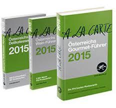 A la carte 2015