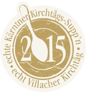 Siegel Kärntner Kirchtagsuppn 2015