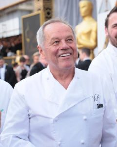 Oscars 2016 Wolfgang Puck red carpet