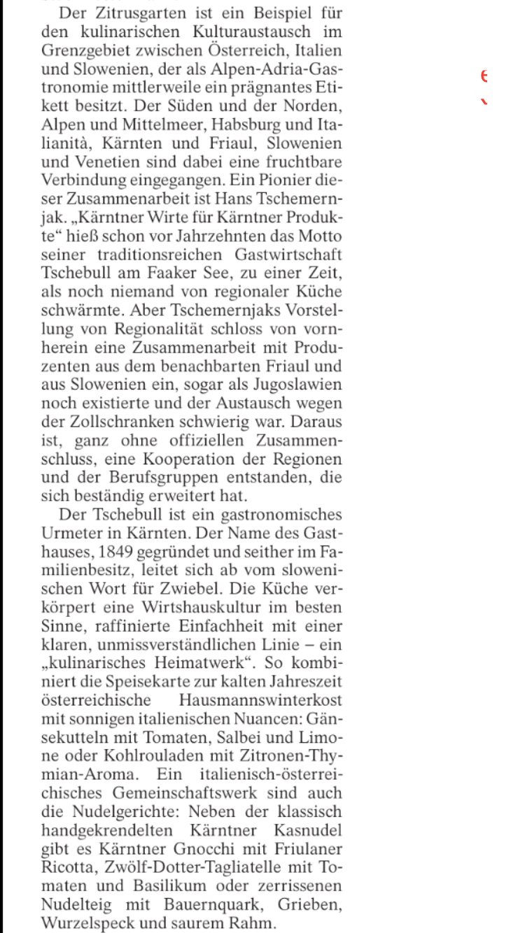 Textauszug Tschebull